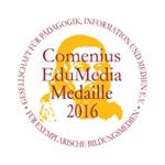 Comenius EduMedia Medaille 2016